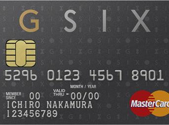GINZA SIX カード プレステージ券面